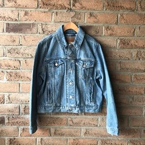 LEVI'S | Blue NWT large original trucker jacket